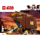 LEGO Sandcrawler Set 75220 Instructions