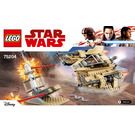LEGO Sandspeeder Set 75204 Instructions