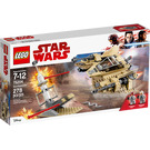 LEGO Sandspeeder Set 75204 Packaging