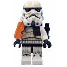 LEGO Sandtrooper Captain with Survival Pack Minifigure