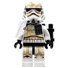 LEGO Sandtrooper with White Pauldron Minifigure