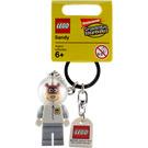 LEGO Sandy Key Chain (852240)