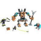 LEGO Sandy's Power Loader Mech Set 80025