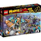 LEGO Sandy's Power Loader Mech Set 80025 Packaging