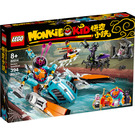 LEGO Sandy's Speedboat Set 80014 Packaging