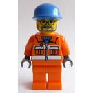 LEGO Sanitary Engineer Minifigure