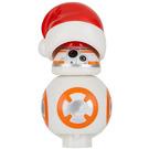 LEGO Santa BB-8 Minifigure