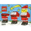LEGO Santa Claus Set 1555-1