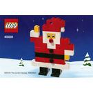 LEGO Santa Claus Set 40001