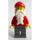 LEGO Santa Claus with Backpack Minifigure