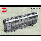 LEGO Santa Fe Cars - Set II 10022 Instructions