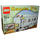 LEGO Santa Fe Cars - Set II 10022 Packaging
