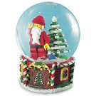 LEGO Santa Mini-Figure Snow Globe (4287988)