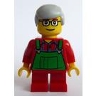 LEGO Santa's Helper Minifigure