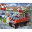LEGO Santa's Truck Set 1177
