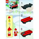 LEGO Santa's Truck Set 1177 Instructions