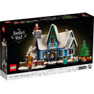 LEGO Santa's Visit Set 10293 Packaging