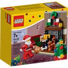 LEGO Santa's Visit Set 40125 Packaging