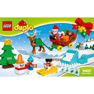 LEGO Santa's Winter Holiday Set 10837 Instructions