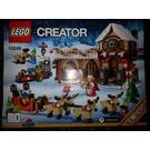 LEGO Santa's Workshop Set 10245 Instructions