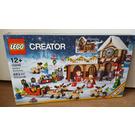 LEGO Santa's Workshop Set 10245 Packaging
