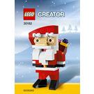 LEGO Santa Set 30182