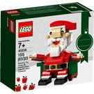 LEGO Santa Set 40206 Packaging