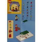 LEGO Santa Set 850939 Instructions