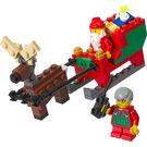 LEGO Santa Sleigh Set 40059