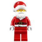 LEGO Santa with Glasses 2017 Minifigure