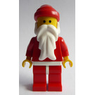 LEGO Santa with White Hips Minifigure