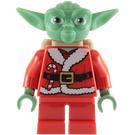LEGO Santa Yoda Minifigure