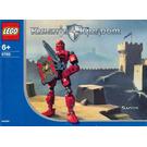 LEGO Santis Set (USA, 3 Cards) 8785-1