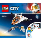LEGO Satellite Service Mission Set 60224 Instructions
