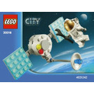 LEGO Satellite Set 30016