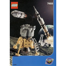 LEGO Saturn V Moon Mission Set 7468