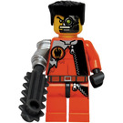 LEGO Saw Fist Minifigure