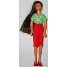 LEGO Scala Doll Andrea with Clothes from Set 3205