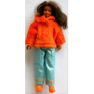 LEGO Scala Doll Carla with Clothes from Set 3148