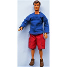 LEGO Scala Doll Male Christian with Clothes from Set 3149 Minifigure