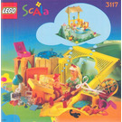 LEGO SCALA Flashy Pool Set 3117