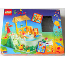 LEGO SCALA Flashy Pool Set 3117 Packaging