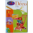 LEGO Scala Paper Magazine Deco No. 10