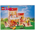 LEGO Scala Postcard showing Set 3290 (2nd view)