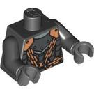 LEGO Scale Armor Torso with Copper Chains (76382 / 88585)
