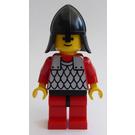 LEGO Scale Mail Knight Minifigure