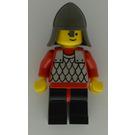 LEGO Scale Mail Minifigure
