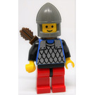 LEGO Scale mail on blue torso with quiver Minifigure