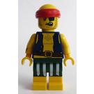 LEGO Scallywag Pirate Minifigure