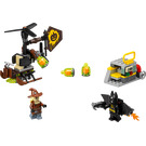 LEGO Scarecrow Fearful Face-off Set 70913